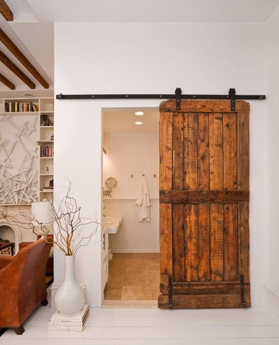 Z Barn Door  Rustic  Bedroom  Salt Lake City  by