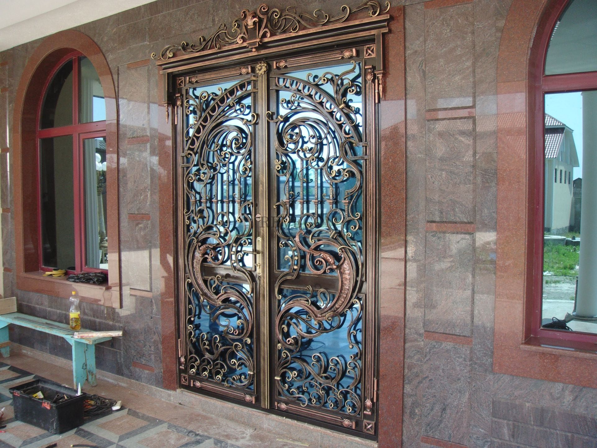 двери для бани деревянные купить