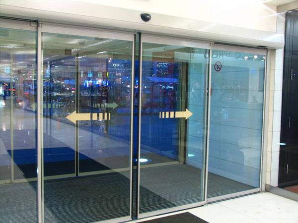 Как сделать автоматические двери своими руками