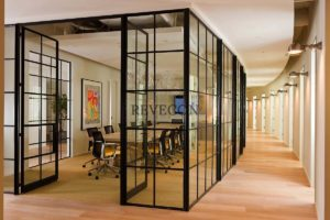 каркасные перегородки для офиса и квартиры